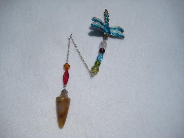 Dragonfly Pendulum
